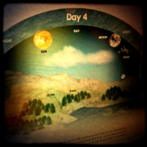 Morning and evening in Genesis creation account means literal 24-hour day