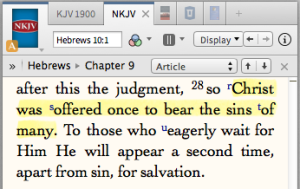 Christ's Substitutionary Atonement