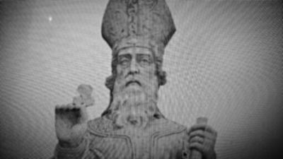 "In the blog article ""St. Patrick Was A Baptist!"""