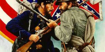 The Problem of Evil: The American Civil War. Memorial Day was established originally to remember the soldiers from both north and south who fought in the Civil War. Today it is meant for all who died in all the wars that the United States got involved in.